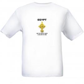 Egyptian Coptic Cross T Shirt