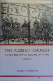 The Russian Orthodox Church Under The Soviet Union