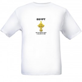 Egyptian Coptic Cross T Shirt